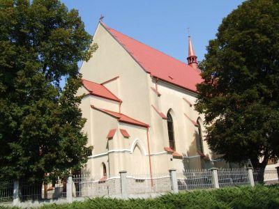 Kościół parafialny w Zasowie